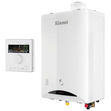 Chaudière à condensation Rinnai ZEN 29KW GPL-CER-KBI2929FFLPG