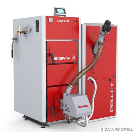 Chaudière à granulés Defro Sigma Ekopell 20 kW