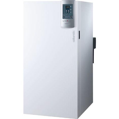 Chaudière au sol à condensation. chauffage et ECS à accumulation SYMEO CONDENS DUO Acier Fioul 25 kW 90 L SYMEO CONDENS DUO 5025 VIR Classe