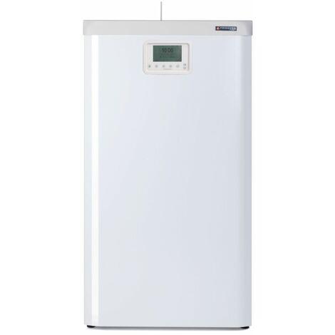 Chaudiere au sol gaz a condensation chauffage seul FRISQUET PRESTIGE Condensation Visio 18 - 25 kW Classe energetique A, Ref.A4AL25050