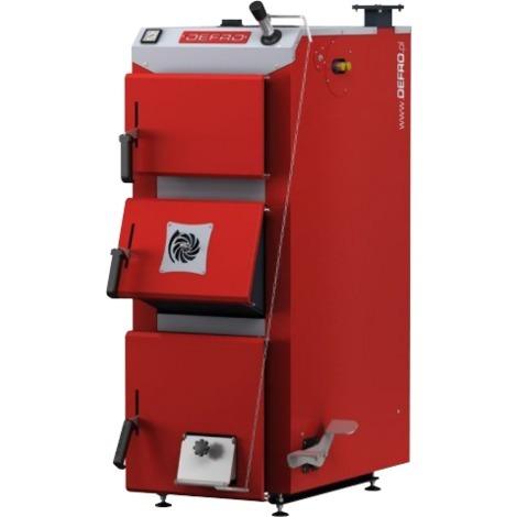Chaudière bois à tirage naturel Defro KDR 25 kW