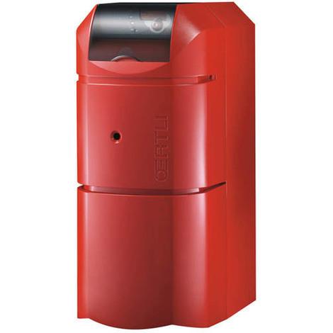 Chaudiere fioul chauffage+ECS 130l cheminée