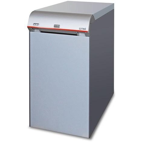 """Chaudière fonte FUEL GITRE chauffage seul avec brûleur - GITRE 6 - Puissance 40 kW - """"E.R.P."""""""