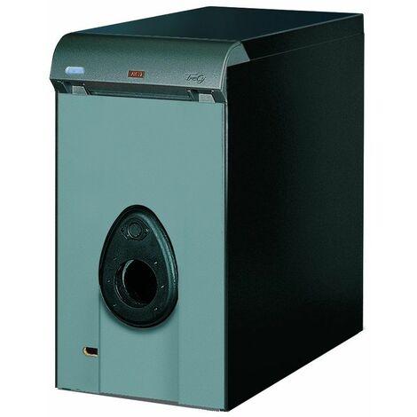 Chaudière fonte FUEL TREGI chauffage seul sans brûleur - TREGI 4 - Puissance 31,5 kW - sans brûleur