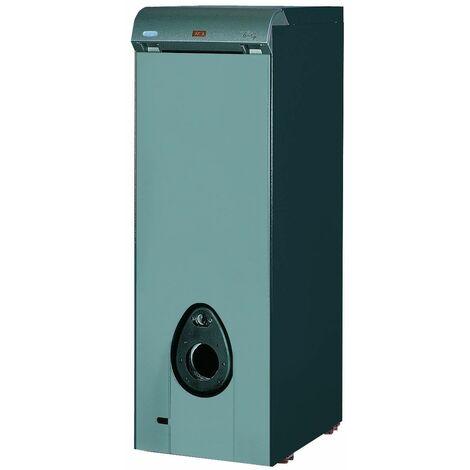 Chaudière fonte FUEL TREGI K avec eau chaude sanitaire sans brûleur - TREGI 3/100 NK - Puissance 23,9 kW - sans brûleur