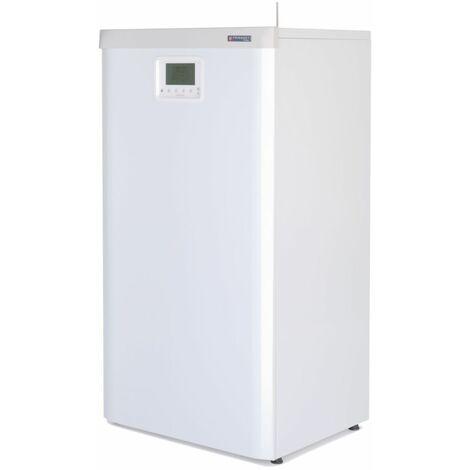 Chaudiere FRISQUET au sol gaz a condensation chauffage seul PRESTIGE Condensation Visio 25 - 32 kW Classe energetique A ref. A4AL32050
