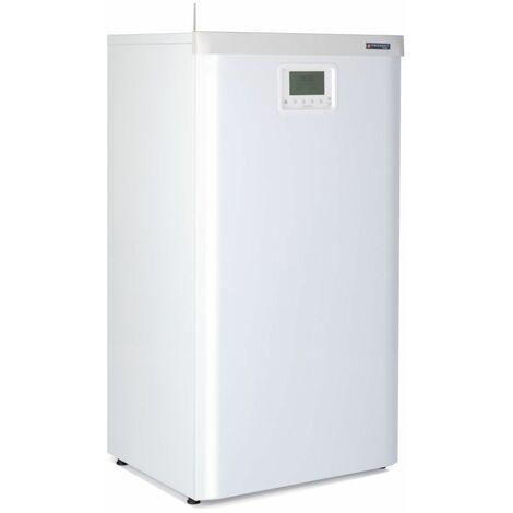 Chaudiere FRISQUET au sol gaz a condensation chauffage seul PRESTIGE Condensation Visio 32 - 45 kW Classe energetique A ref. A4AL45050