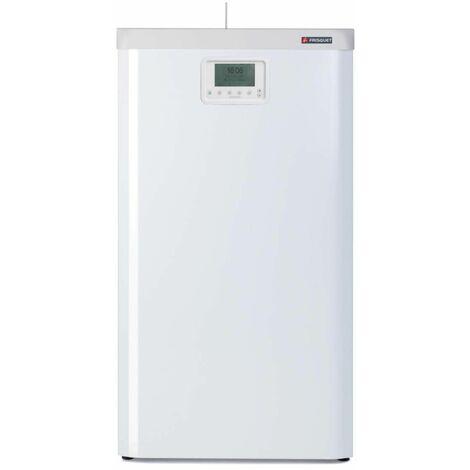 Chaudiere FRISQUET au sol gaz a condensation mixte instantanee PRESTIGE Condensation Visio 18 - 25 kW Classe energetique A/B ref. A4AL25020