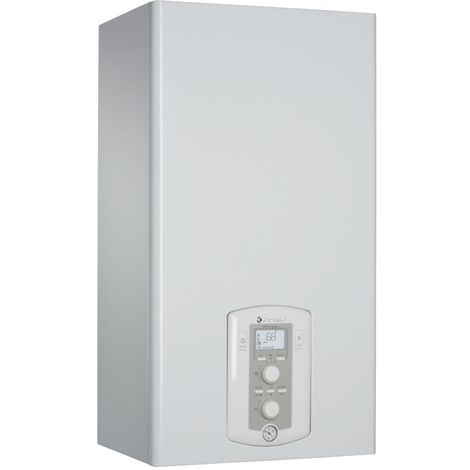 Chaudière gaz à condensation 30KW chauffage + ECS 14.1l/min ventouse 3CEP Ø 80-125mm MIRA C GREEN EVO 30 CHAFFOTEAUX 3310419