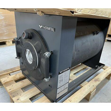 Chaudiere gaz/fioul 20KW sans bruleur ni panneau de commande cheminée corps acier 835x595x545mm EUROPA THE/V20 THERMITAL