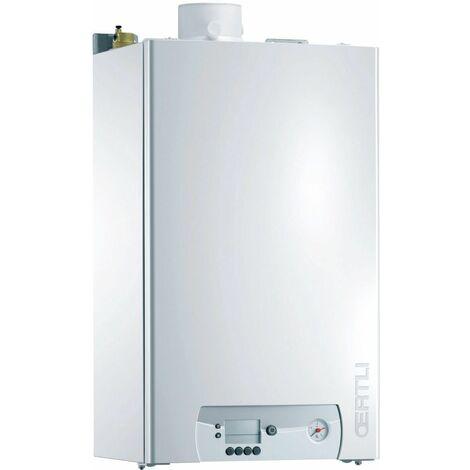 Chaudière murale à condensation GMR 1024 CONDENS-2 + E.C.S. en option - GMR 1024 CONDENS-2 sans terminal - Puissance 6,3 à 25,3 Kw - GN -Chauffage seul