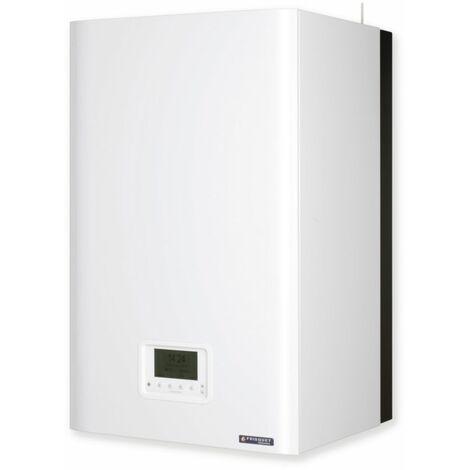 Chaudiere murale basse temperature mixte instantanee FRISQUET HYDROMOTRIX Evolution Visio 30 kW Ref. B4AB30020