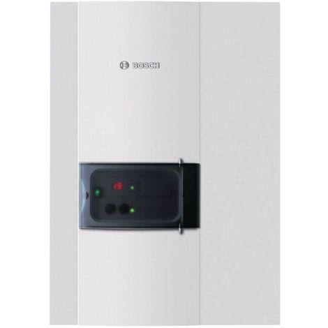 Chaudière murale gaz à condensation 7500 W chauffage seul option ballon sortie cheminée ou ventouse 23,9 kw Classe énergétique A réf. 771680