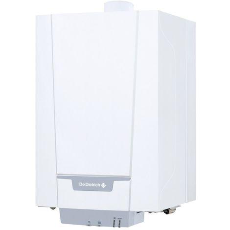 Chaudière murale gaz à condensation NANEO EMC M 30 / 35 MI chauffage et ecs micro-accumulée sortie ventouse 31 kw, Classe énergie : A/A - Co