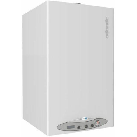 Chaudière murale gaz basse température ECS Tweetie NOx micro 24kW classe énergétique C/B