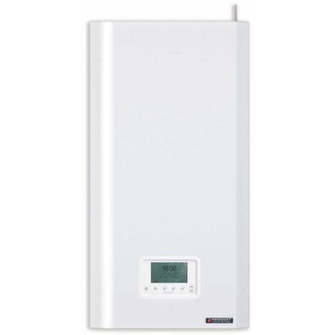 Chaudiere murale gaz basse temperature mixte instantanee FRISQUET HYDROMOTRIX Compact Evolution Visio 25 kW, Ref. B4AO25000