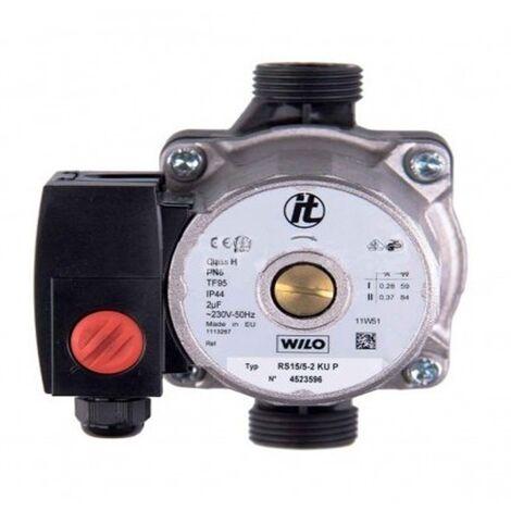 Chaudière pompe de circulation Wilo Rs15,5 Saunier Duval Sylva Ff24E 05612800