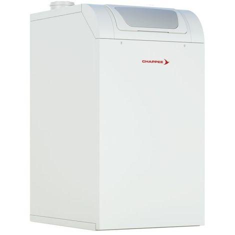 Chaudière sol fioul condensation Bora Evo chauffage seul 25kW