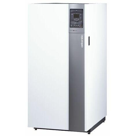 Chaudiere sol fioul condensation chauffage seul ATLANTIC Axeo Nox 25kW Ref. 026656