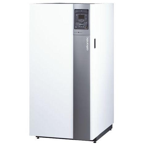 Chaudière sol fioul condensation chauffage seul Axeo Nox 32kW classe énergétique A Réf 026657