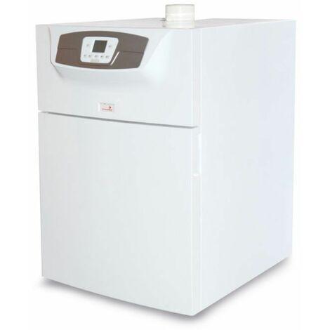Chaudière sol gaz condensation chauffage seul klista + HTE C24 classe énergétique A JA131 /