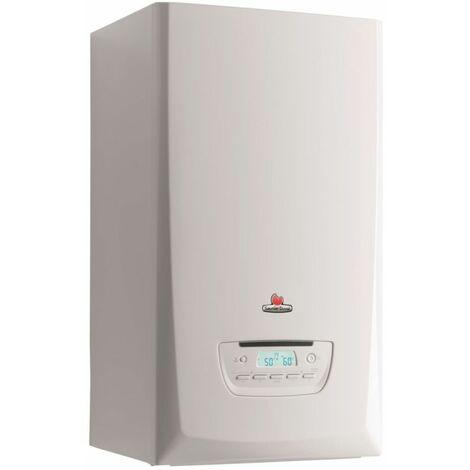 Chaudieres a gaz , SAUNIER DUVAL ,Thema Condens FAS25 au gaz naturel 24 kW - Classe energetique A ref. 0010017419