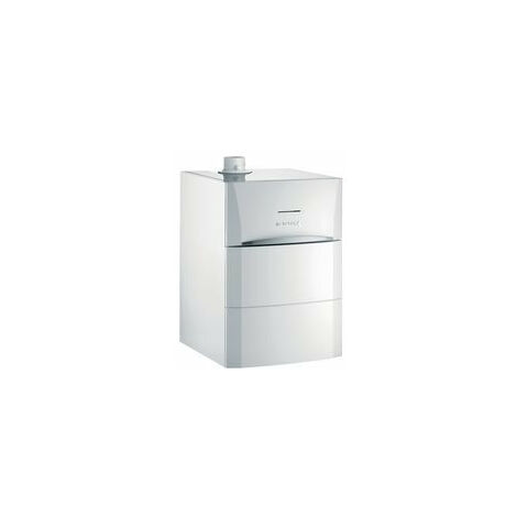 Chaudire sol gaz ˆ condensation DE DIETRICH MODULENS AGC 35 pour chauffage seul sortie ventouse 35 kW, Colis JA4, RŽf.100016315