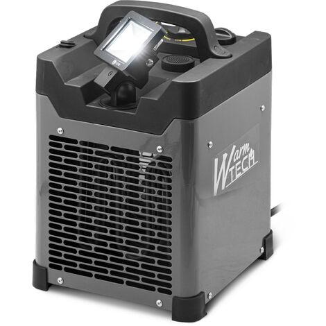Chauffage 3300W + spot + bluetooth - Warmtech
