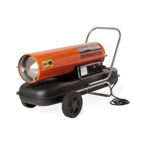 Chauffage air pulsé au fuel REM34 combustion directe