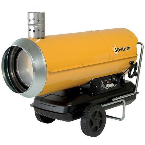 Chauffage air pulsé mobile au fuel HPV 85 - Sovelor