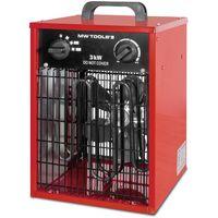 Chauffage air pulsé mobile électrique 3,3 kW - 220V MW-Tools WEL33