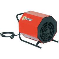 Chauffage air pulsé portable électrique 230V 3.3kW SOVELOR C3