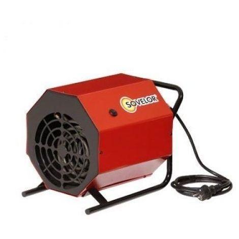 chauffage aire pulsé mobile électrique - Sovelor