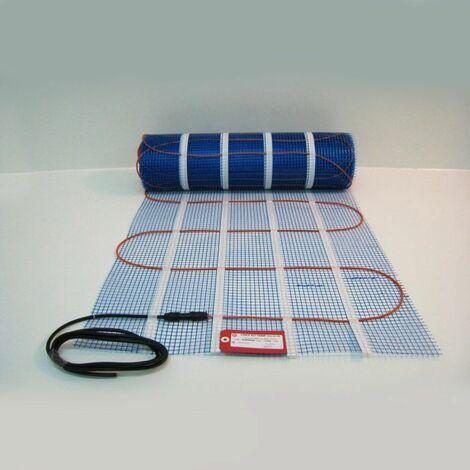 Chauffage au sol direct rayonnant électrique 17 W/ml - pas de 18