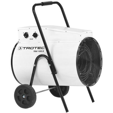 Chauffage avec ventilateur Type Ventilateur, Portable, 30kW