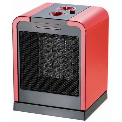 Chauffage céramique ventilé oscillant 3 positions