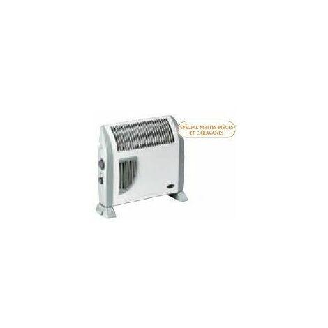 Chauffage Convecteur mobile Quickmix Turbo 1017T - 1000W