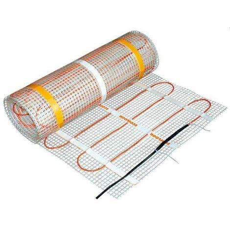 Chauffage de confort par sol rayonnant sous carrelage Kit Matt 160w/m²