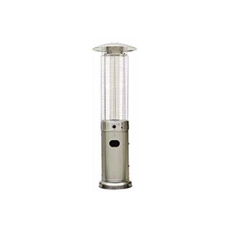 Chauffage de terrasse gaz Parasol chauffant 11kW - QLIMA