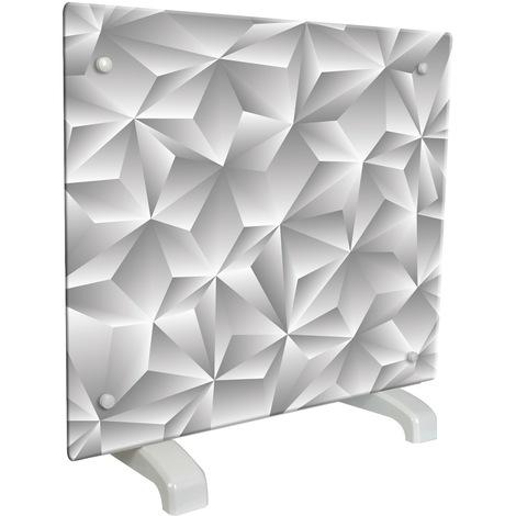 Chauffage décoratif design Prisme