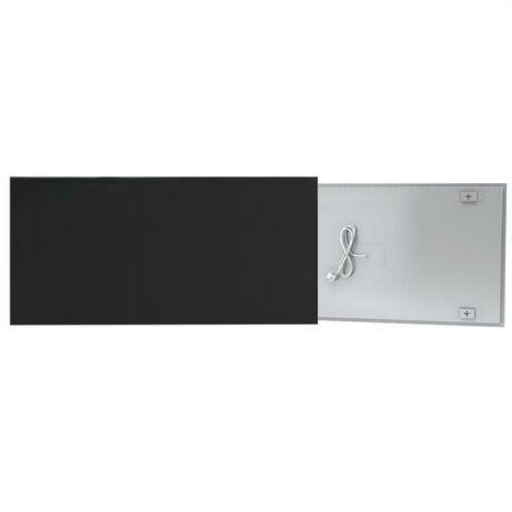 "main image of ""Chauffage du verre Chauffage infrarouge Chauffage mural Ecosun GS 500-600 W"""