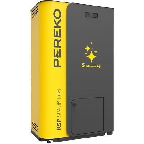 Chauffage efficace de puissance de 18kw 5ème classe d'énergie chaudière bois pellet pereko ksp étincelle