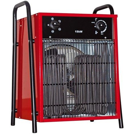 Chauffage électrique 15 kW IP20IFH03-150 - 400 V