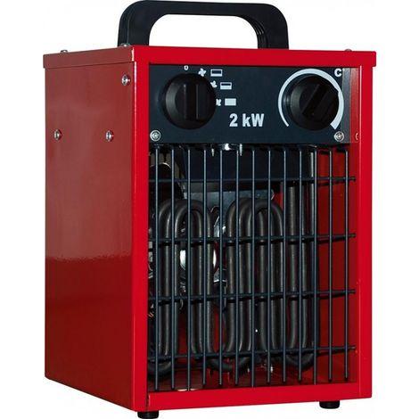 Chauffage électrique 2 kW IP20 IFH01-20H-13 - 230 V