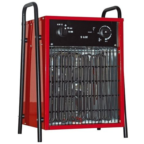 Chauffage électrique 9 kW IP20 IFH03-90 - 400 V