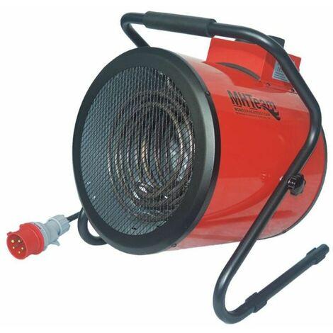 Chauffage electrique professionnel 5000W cm 31,5x33,0x40,0 MHTEAM EH4-05