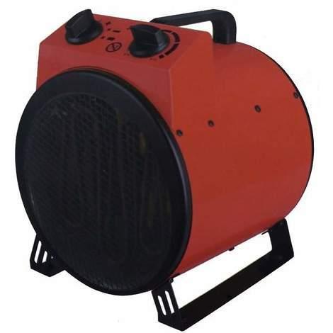 Chauffage et ventilateur d'atelier 3 kW