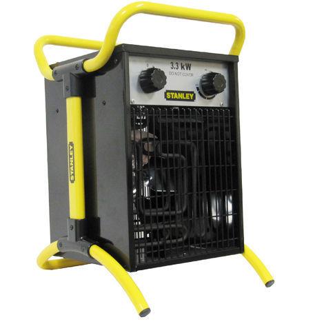 Chauffage générateur d'air chaud électrique 15-20m³ 2kW Stanley ST02