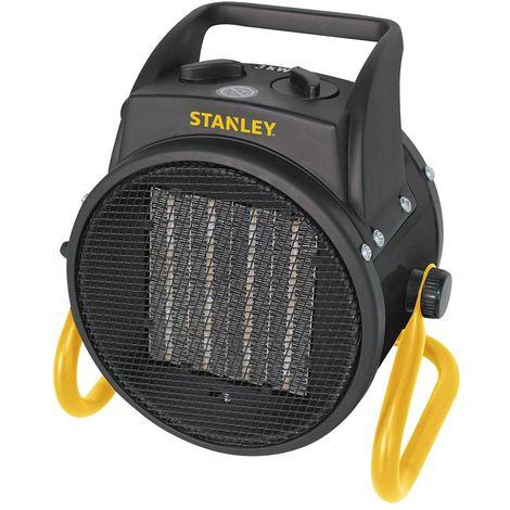Chauffage générateur d'air chaud électrique 30m³ 2kW Stanley ST23 240E