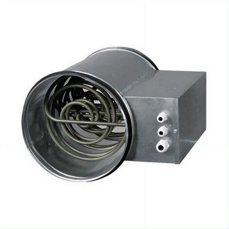Chauffage introducteur d'air chaud 250mm (2,8 à 4,1 kW)